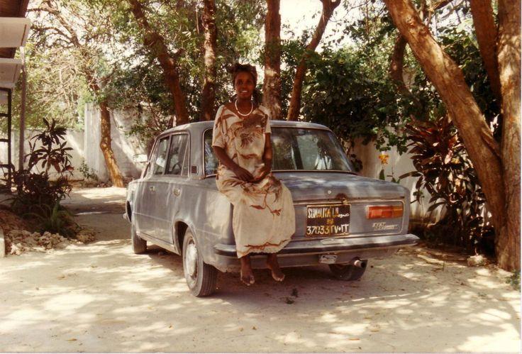 Girl in Mogadishu 2, 1986; foto fabiovincenti.