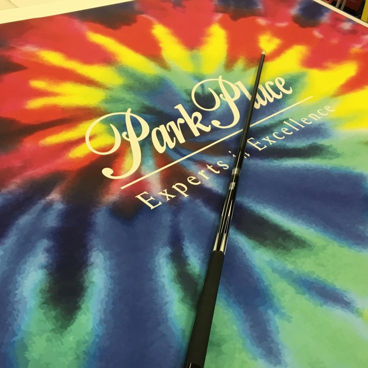 Bright and colorful custom pool table felt made just for the customer. Order one today!