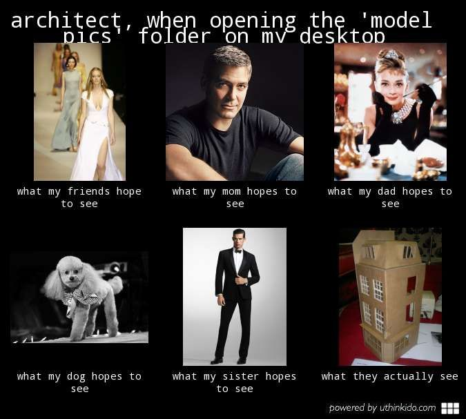 40 best images about architecture funnies on pinterest for How do architects think