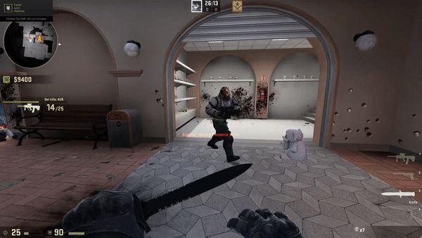 The best tactic to kill a Heavy Assault Bot #games #globaloffensive #CSGO #counterstrike #hltv #CS #steam #Valve #djswat #CS16