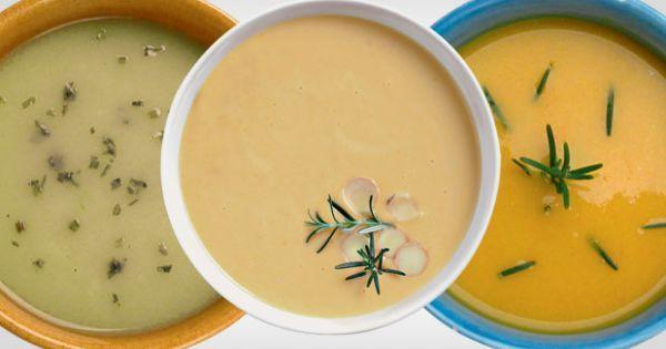 Confira receitas exclusivas de sopas emagrecedoras para eliminar até 2 kg em 3 dias sem sofrimento!