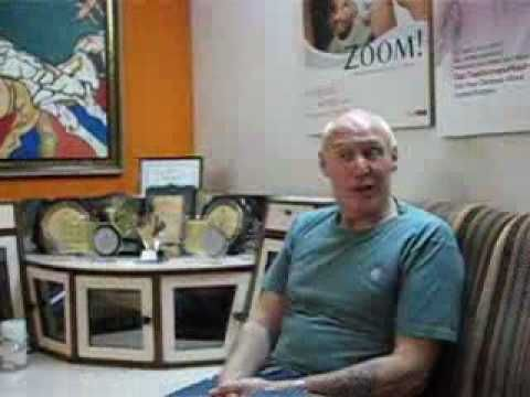 Terry Dower got #dental implants #treatment in #India