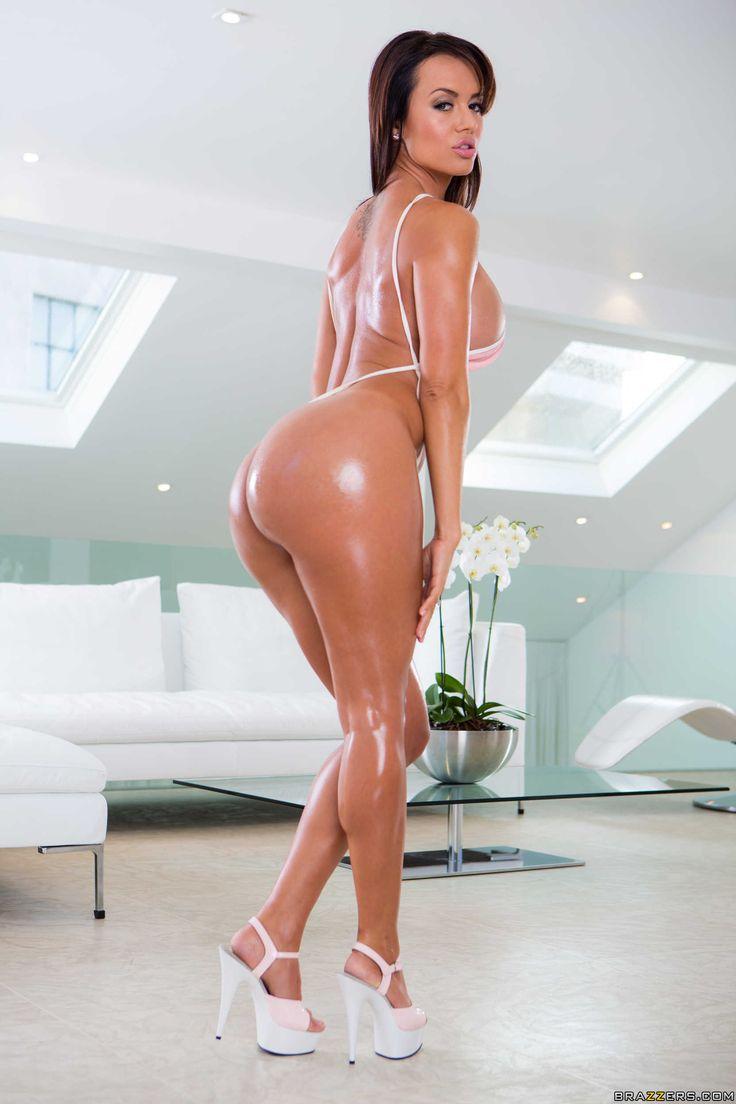 Big butt porn wet