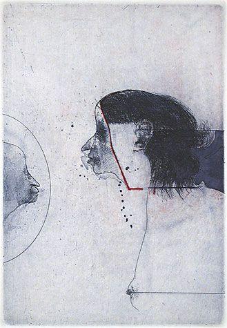 Robert E. Marx. Silence, 1996.