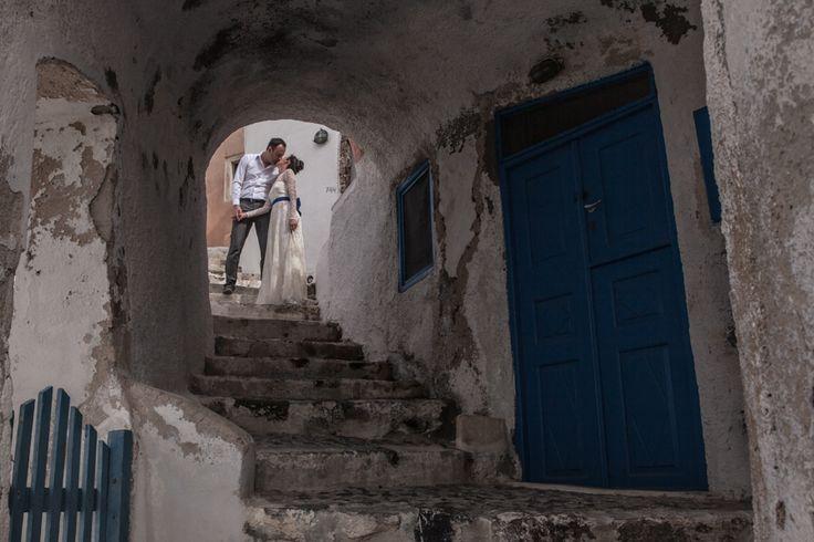 #Santorini #romantic #wedding Photo Gallery – Location shoot   Andreas Markovic Videography