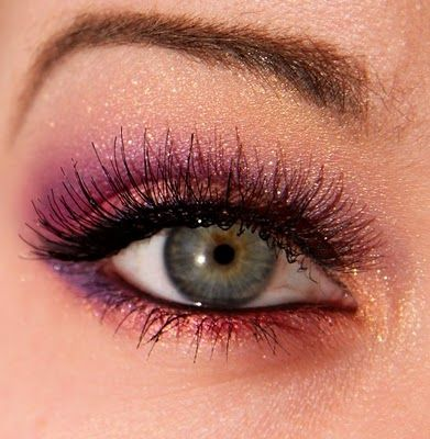 #eyes #makeupPretty Eye, Eye Makeup, Eye Shadows, Beautiful, Hair Makeup, Hazel Eye, Pink, Eyeshadows, Green Eye