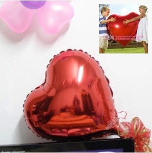 Свадебные украшения гелиевые шары большой красный Сердце Shapped фольги воздушный шар Свадебная вечеринка любовь брак воздушные шарики свадебные принадлежности