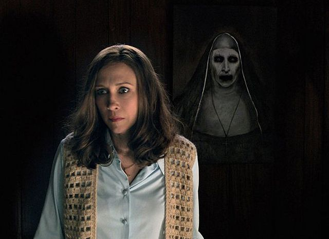 The Conjuring Spin-Off The Nun is Coming Summer 2018