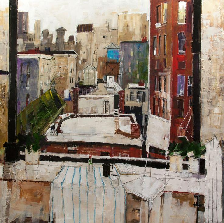 Dennis campay paintings inspirerande pinterest for Window 5 nmat