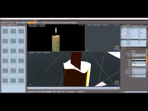 Modo: Introduction to SSS Shaders - YouTube