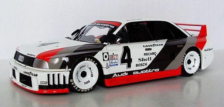 RaceCarAds - Race Cars For Sale » AUDI IMSA GTO