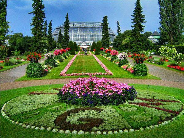 Botanicka Zahrada A Botanicke Muzeum Berlin Dahlem Berlin Nemecko Botanischer Garten Berlin Botanischer Garten Garten Landschaftsbau