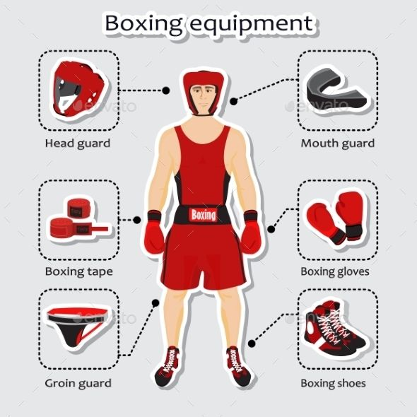 Sport Equipment for Boxing Martial Arts