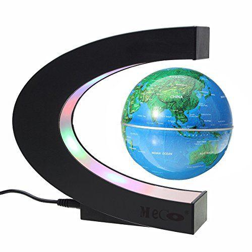 MECO Globe Magneto-Ottici Palla Decorazione Della Casa Regali Compleanno Levitazione Magnetica Elettronico Natale Dell'ufficio Lampadina PREZZO IN OFFERTA: 23.11 (-77% di 99.97) (scadenza: 11 luglio 2017 20:10)