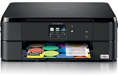 Brother Dcp J562dw Inkjet Multifunction Colour Printer Brother Dcp J562dw Multifunction Printer Colour Barcode Ean 4 Brother Dcp Color Printer Printer