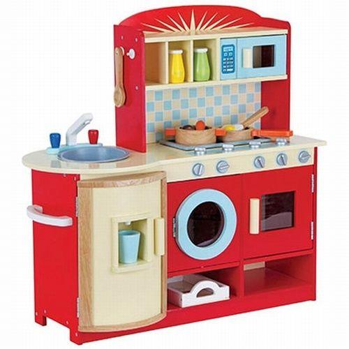 Houten Speelgoed Keuken Accessoires : houten speelkeuken voor kinderen van Mentari. De speelgoed keuken
