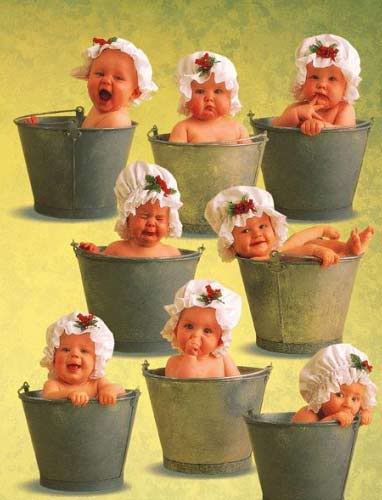 The Magic of Anne Geddes #babies