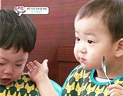 Minguk is worried about Manse who choked on eel | The Return of Superman