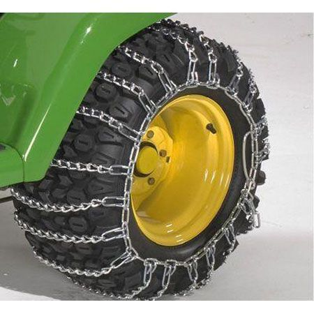 X   Single Ring Tire Chain Set