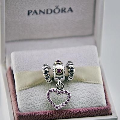 Shop Pandora Jewelry at Marks Jewelers  Pandora Valentine's Day Jewelry