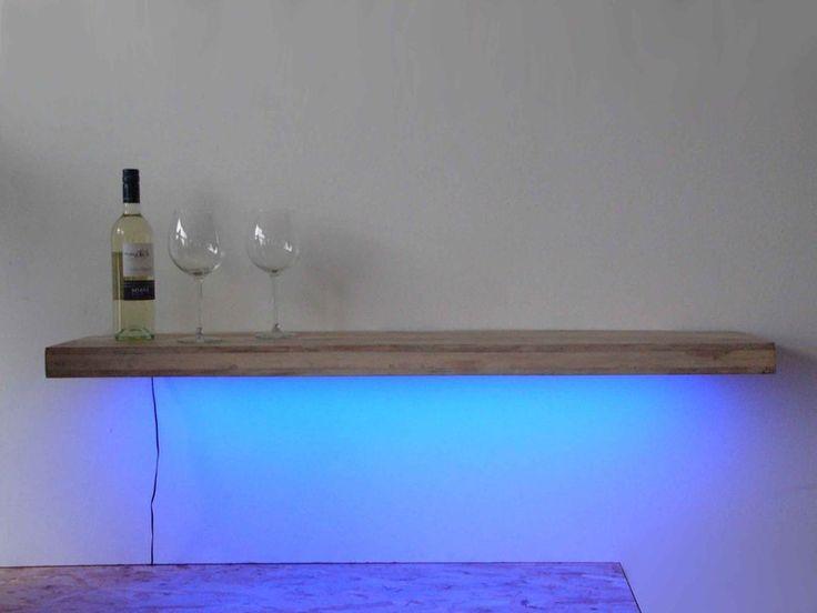 indirekte beleuchtung hinter wand. Black Bedroom Furniture Sets. Home Design Ideas