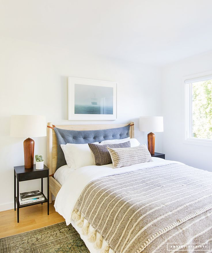838 best images about a m b e r i n t e r i o r s on for Minimalist guest room