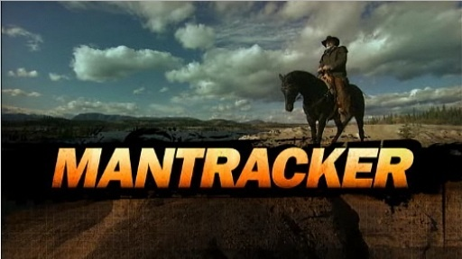 Mantracker. This high adrenaline show shows a man who hunts down 2 people in arboraceous areas around north america with no compass, no map, no technology. Just a horse and a guide. Awesome show!