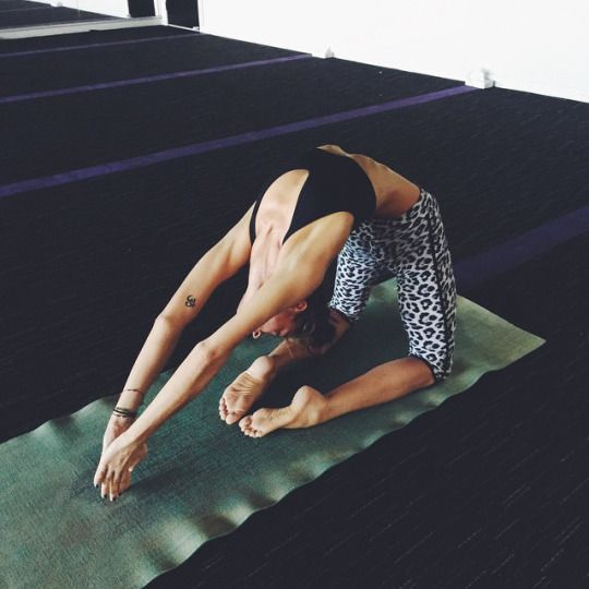 Never been able to bend backwards with free hands. It's all in the mind, but…