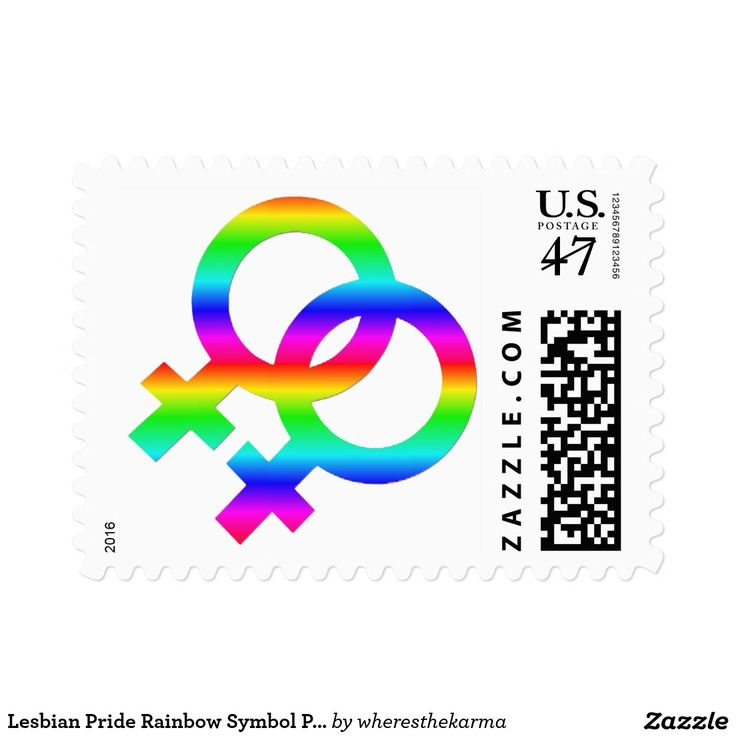 gay pride postage stamps