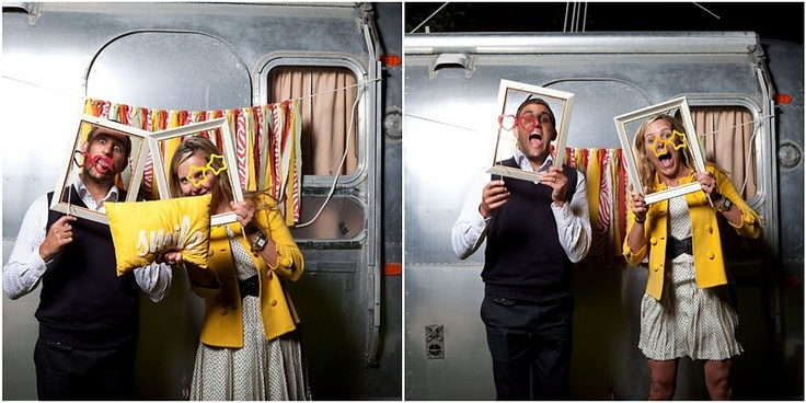 airstream photobooth - yes! photo by @Lindsey Stafford