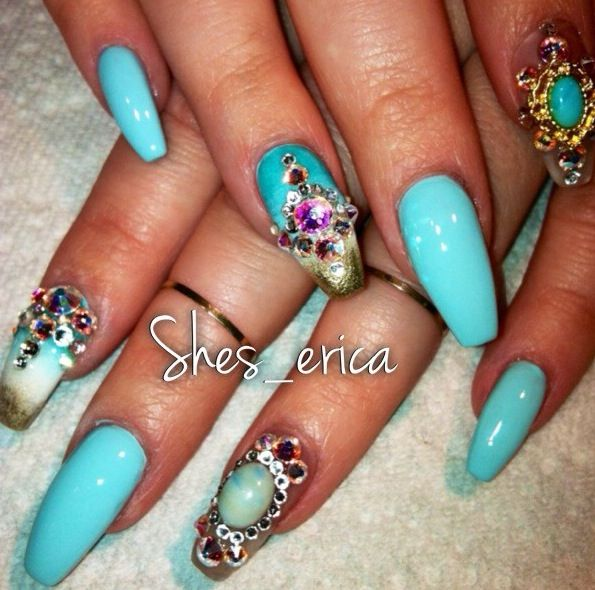 The 352 best Kawaii Nails images on Pinterest | Nail decorations ...