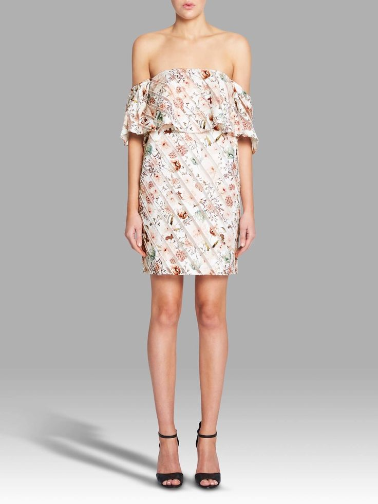 Camilla And Marc - Moss Mini Dress