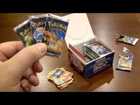 Tiny Pokémon Booster Box  (Filled with Tiny Pokémon Card Packs!) - YouTube