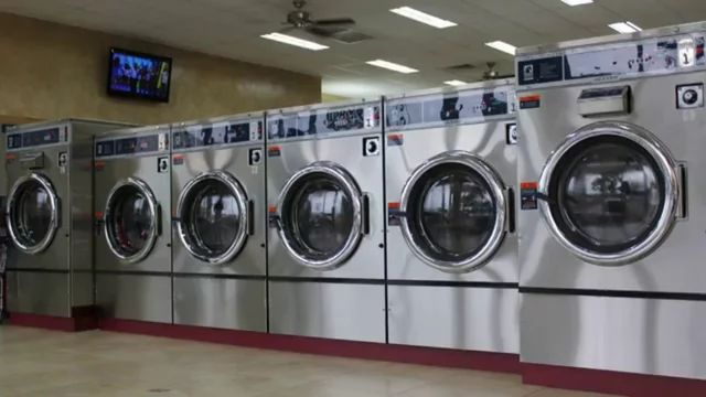 Interview about setting up a coin operated laundry business