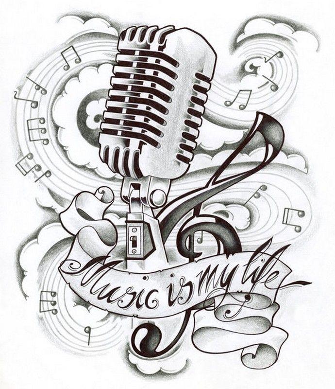 Música é a minha vida