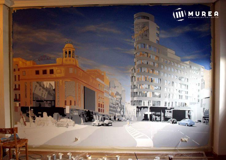 "tercera parte de mural ""Callao"""