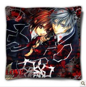 Japanese Anime Double-Sided Vampire Knight pillow,Kurosu Yuki & Kuran Kaname pillow by Victoria's Deco. $24.99. Inner Material:made of memory fabric,with high quality. The pictures are on the two sides of the pillow. please make sure you buy it from Victoria's Deco. The pillow will be shipped out by Register Mail, Email us if you need Express Shipping.. Material: polyester peach skin (FACE). Size: 15.7 inches x 15.7 inches. This is a very creative gift for Vampire K...