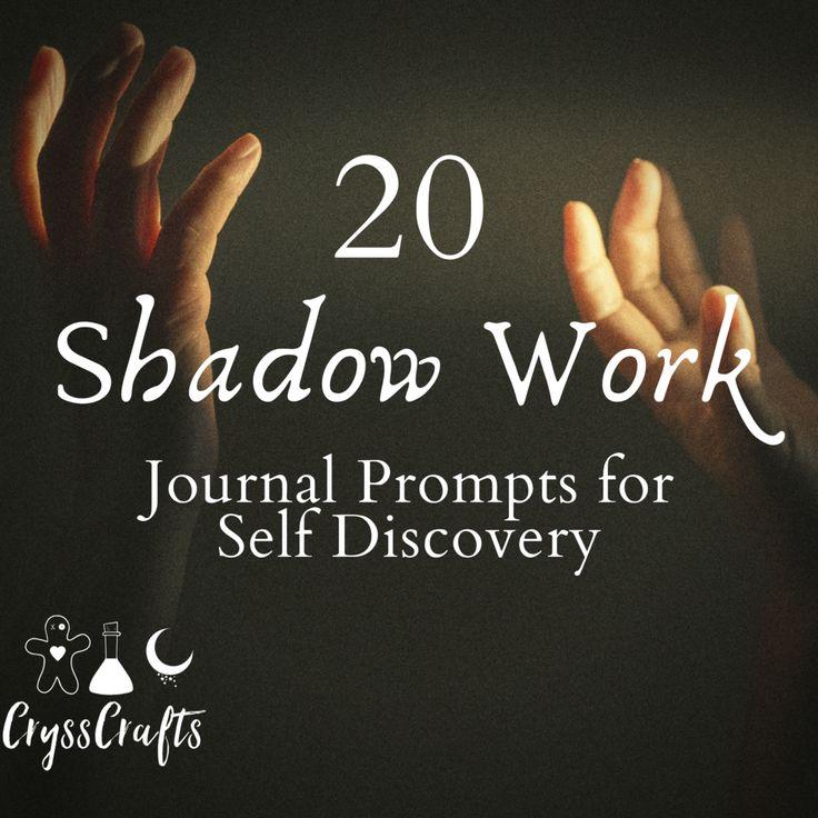 Shadow Work What, Why, & How Shadow work spiritual