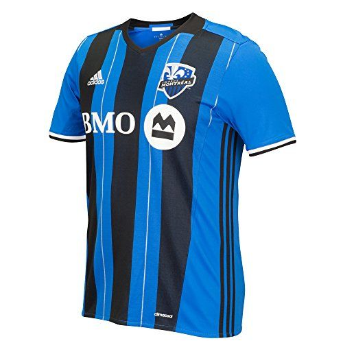 MLS Impact Montreal Ignacio Piatti #10 Men's Replica Short Sleeve Player Jersey, Smoke, Large: Show your love for your team in the official 2016 MLS replica jersey. This is a direct take down from the jerseys worn on the pitch by all your favorite playe