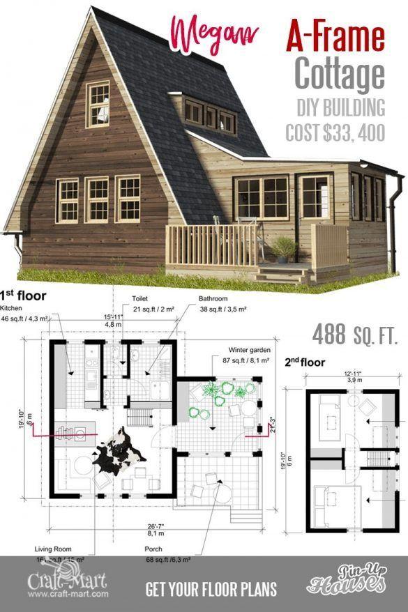 Pin On Tiny Houses Design Floor Plans Diy