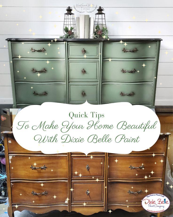 Affordable furniture makeover painting furniture diy