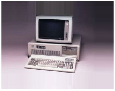 1986 - Compaq introduced Deskpro
