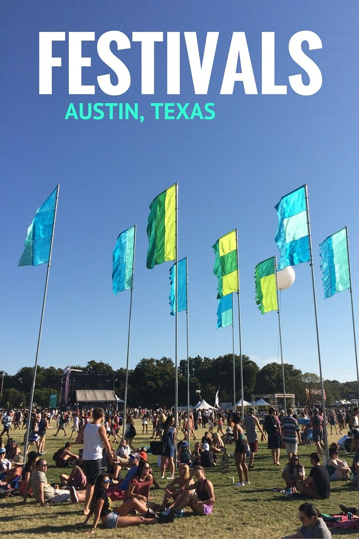 Check out all of the festivals coming to Austin in 2016, many of which are FREE!