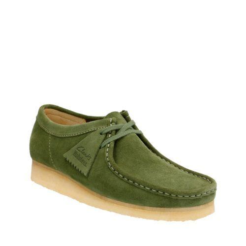 Wallabee Leaf - Clarks Wallabees® - Men's - Clarks® Shoes