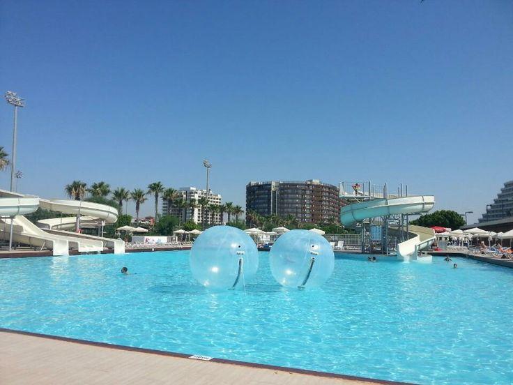Kervansaray Lara Aqua Pool