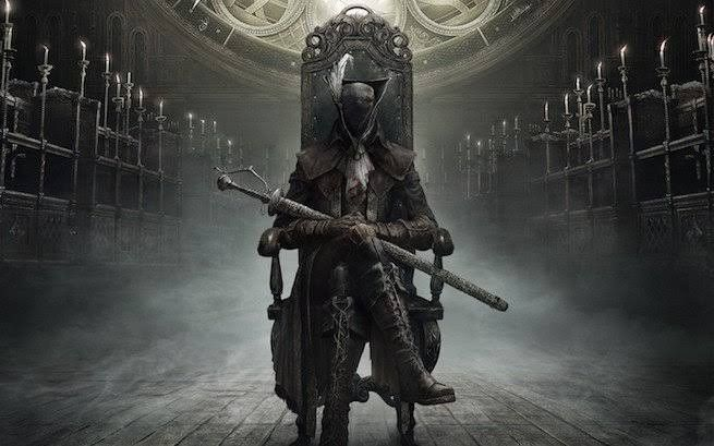 Pin By Ricky Perry On Jogos In 2020 Bloodborne Art Dark Souls Bloodborne