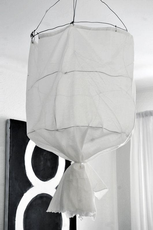 DIY Trendenser Fabric Lamp