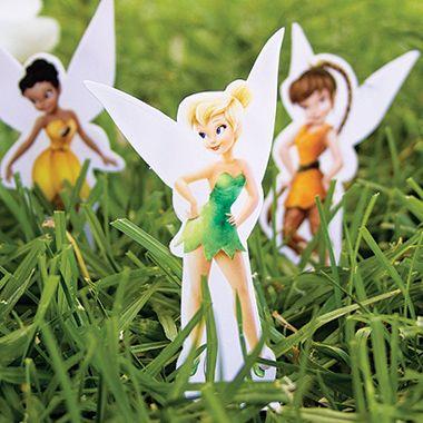 Mit Tinkerbell und ihren Freunden im Tal der Feen wird jedes Spiel zu etwas ganz Besonderem!