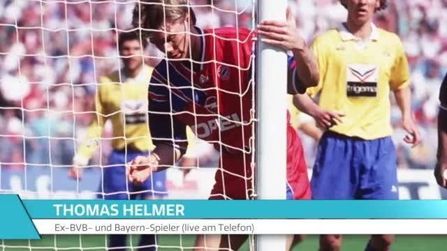 Die Bayern führen! Die BILD-HZ-Show zum DFB-Pokal-Halbfinale zwischen Bayern und Dortmund jetzt live.