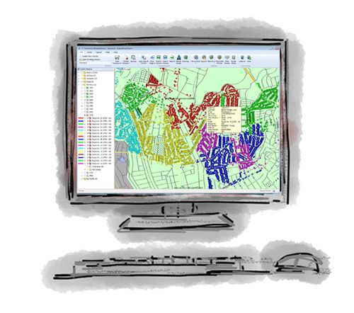Waste Planner - A Fully Integrated System Covering All Types of Waste Collection and Transport Planning
